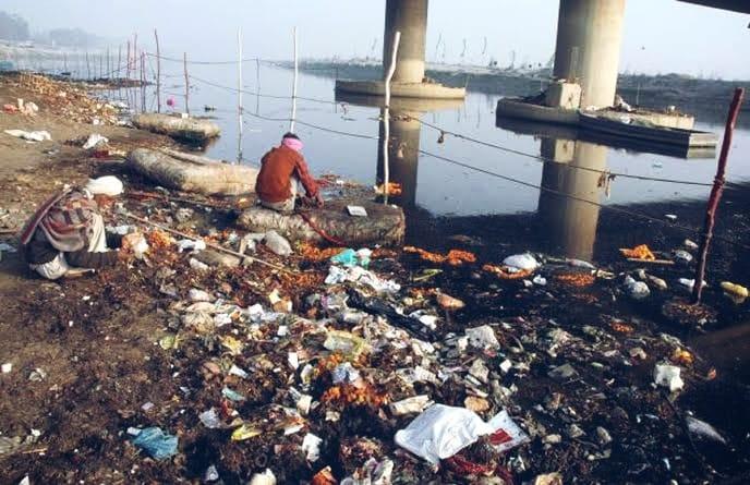 जल प्रदूषण का अर्थ - जल प्रदूषण का अर्थ