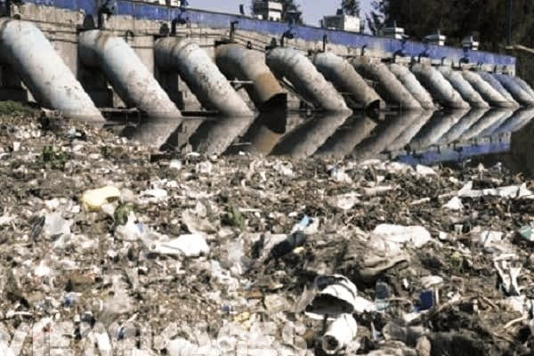 water pollution in hindi jal pradushan